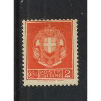 Италия Кор Авиа 1930 Герб Стандарт #358*