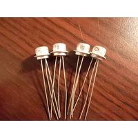 Транзистор МП 11А  4 шт одним лотом (1978г)