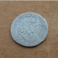 Пруссия, 6 грошей 1682 г., серебро, Фридрих Вильгельм (1640-1688)
