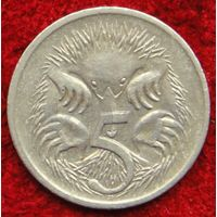 7322:  5 центов 1997 Австралия
