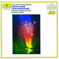 Handel. Water Music, Music for the Royal Fireworks - Kubelik (Audio CD)
