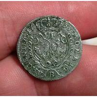 6 грошей (шостак) 1755