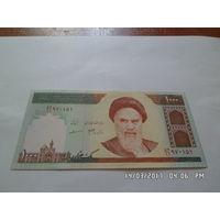 Иран 1000 реалов