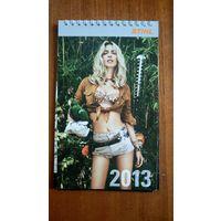 Календарь STIHL 2013