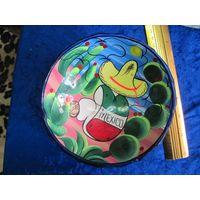 Конфетница Mexico, керамика, 14,5*5 см.
