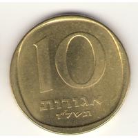 10 агорот 1976 г.