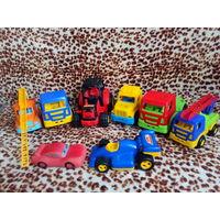 Машинки маленькие набор
