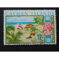 Британские Каймановы острова 1969 г.