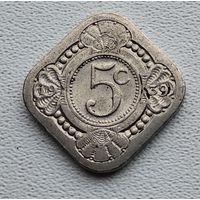 Нидерланды 5 центов, 1939 3-14-43