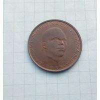 Руанда 5 франков 1965г