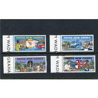 Папуа Новая Гвинея. Всемирный почтовый союз