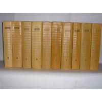Толстой А.Н. Собрание сочинений в 10-ти томах (комплект).