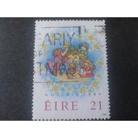 Ирландия 1989 Рождество