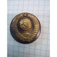Накладка на телефон Герб СССР, металл