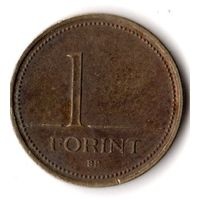 Венгрия 1 форинт 1993