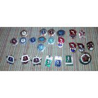 Коллекция бегунков (есть редкие) с 1 рубля