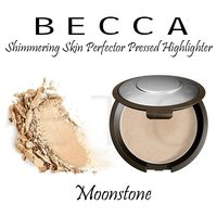 Минихайлайтер Becca Shimmering Skin Perfector Pressed в оттенке Moonstone