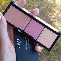 Палетка для макияжа лица Kiko Face Palette
