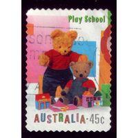 1 марка 1999 год Австралия Игрушки 1817