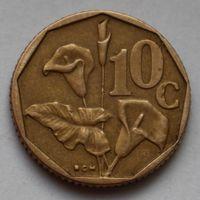 10 центов 1991 ЮАР