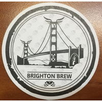 Подставка под пиво Brighton Brew /Россия/