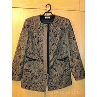 Пиджак теплый 52 размера