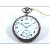 Куплю белый эмалевый циферблат к механическим карманным часам Junghans, Германия.