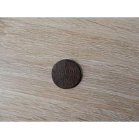1 копейка 1799 года КМ (буквы маленькие) RRR с рубля