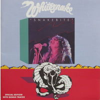 Whitesnake - Snakebite (1978, Audio CD)