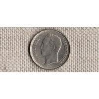 Венесуэла 50 сентимо 1965(dic)