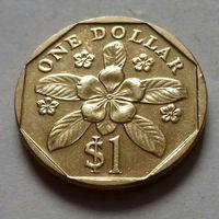 1 доллар, Сингапур 1997 г.