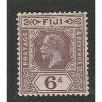 1922 Фиджи 80 * Георг V