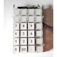 Клавиатура кнопочная 24 кнопки.
