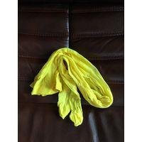 Колготки желтые 2 Новые