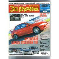 Журнал За рулем 4/2004