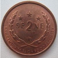 Самоа и Сисифо 2 сене 2000 г. ФАО (g)