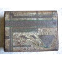 Коробка от папиросных г-з Польша до 1940 г.