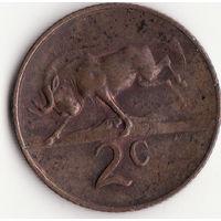 2 цента 1966 год