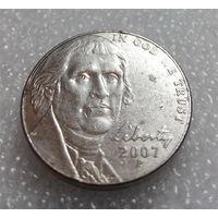 5 центов 2007 (P) США #01