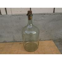 Бутыль винный ссср новый