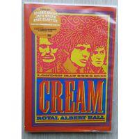 DVD. CREAM. Royal Albert Hall.2в1,