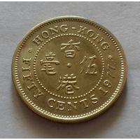 50 центов, Гонконг 1977 г., AU