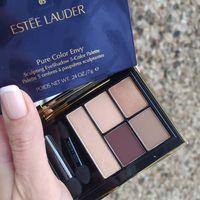 Палетка Estee Lauder Pure Color Envy Sculpting Eyeshadow 5-Color Palette (05 Fiery Saffron)