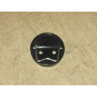 Миниподставка под электропаяльник (с хромированным держателем)