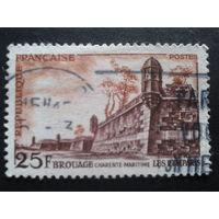 Франция 1955 замок