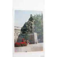 Памятник (  1969г) г. Одесса  памятник потёмкинцам