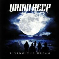Uriah Heep - Living The Dream // LP new