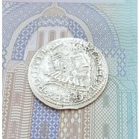 3 гроша 1591 года ВКЛ