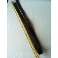 Ремень брючный кожанный ш28 мм