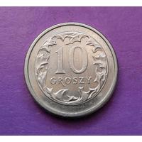 10 грошей 2011 Польша #04
